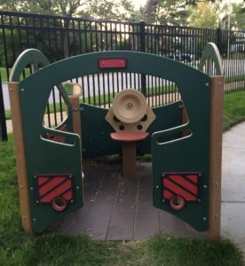 Outdoor classroom product