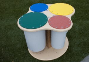 Outdoor classroom music product