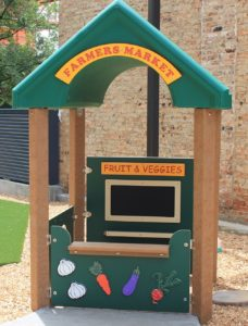 Outdoor learning facility product