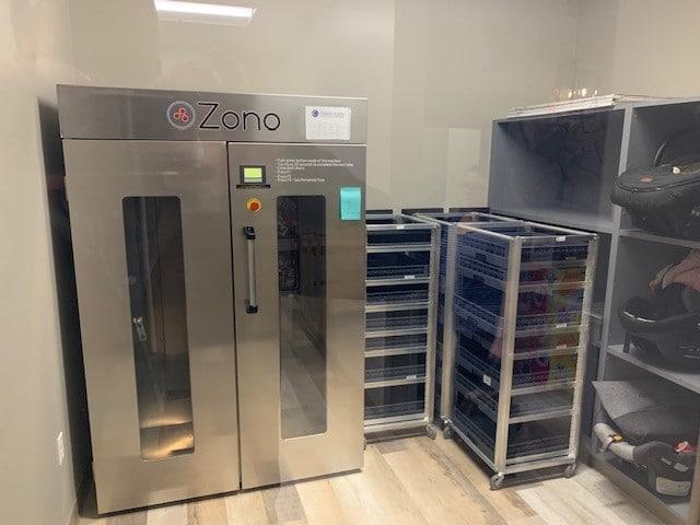 ZONO Disinfecting & Sanitizing Cabinet