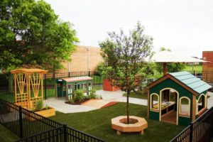 Outdoor activity center