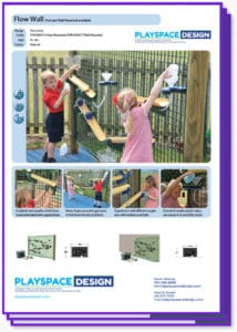 Playspace Design PDF Preview Flow Wall